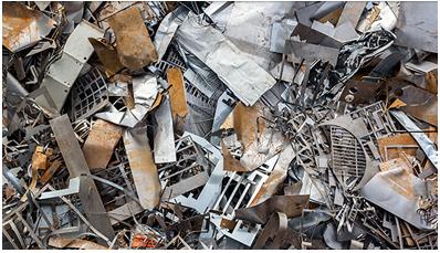 Scrap Metal Recycling Yard - Sterling Heights MI | Admiral Metals